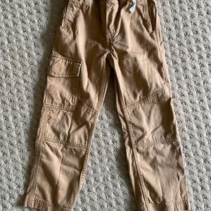 Size 6-7 Hanna Andersson BOYS Cargo Pants